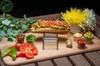 Hot-dog végétarien avec dessertpour 2 ou 4
