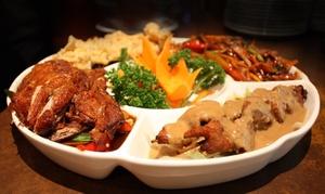 Duck and Curry Thailändische Spezialitäten: Thailändisches 3-Gänge-Menü für 2 oder 4 Personen im Duck and Curry Thailändische Spezialitäten (bis zu 34% sparen*)
