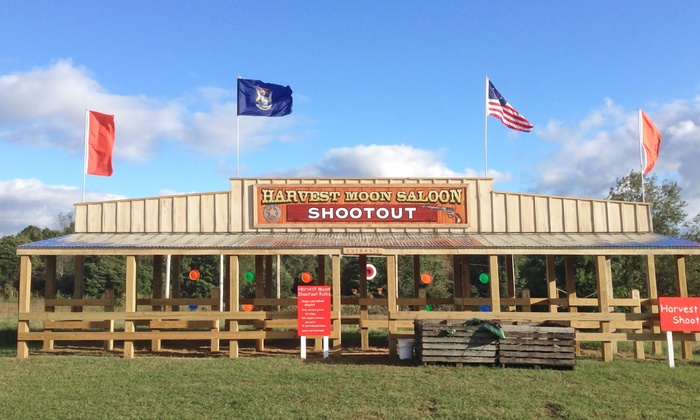 Harvest Moon Acres - Gobles: Fall Fun for Two, Four, or Six at Harvest Moon Acres (Up to 56% Off)