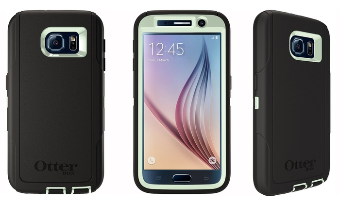 OtterBox Defender Series Case for Galaxy S6: OtterBox Defender Series Case for Galaxy S6