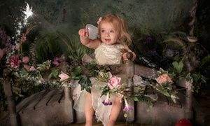 Rob Paul Studios: Fairy- And Elf-Themed Photoshoot Experience For One or Two Children at Rob Paul Studios (94% Off)