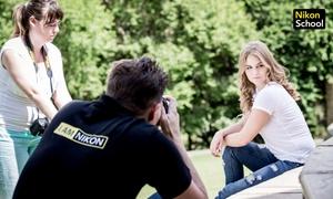 Nikon School: Wertgutschein über 40 €, 80 € oder 100 € anrechenbar auf Kamera-Trainings der Nikon School (bis zu 53% sparen*)