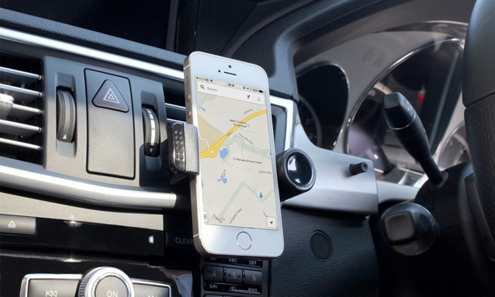 One or Two Apachie 360° Smartphone Car Holders