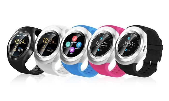 Smartwatch con funzioni fitness