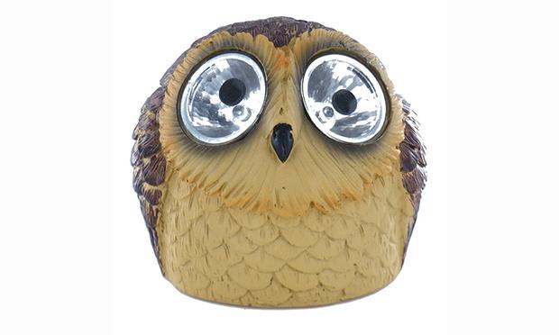 High Quality Solar Owl Light, Solar Powered, Solar, Owl, Animal, LED, Outdoor, Lighting,  Outdoor Lighting, Garden, Garden Light