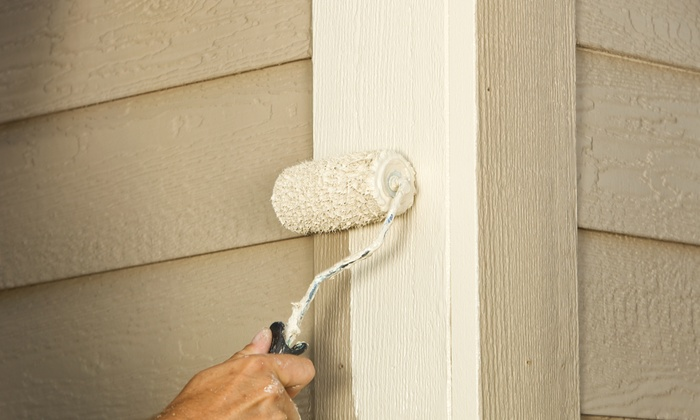 SurePro Home Solutions - Los Angeles: $300 or $500 Towards Exterior Painting Services from SurePro Home Solutions (Up to 84% Off)