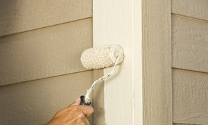 SurePro Home Solutions: $300 or $500 Towards Exterior Painting Services from SurePro Home Solutions (Up to 84% Off)