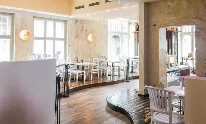 Mediterran Mülheim mediterranes 3 gänge ü für 2 restaurant bena wena groupon