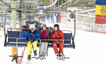 Limbourg du sud : chambre Confort/suite Junior pour 2 avec pdj et option Skipass et/ou fondue au SnowWorld Sporthotel 4*