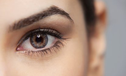 image for Semi-Permanent Eyebrow Make-Up at Victorious Beauty (66% Off)