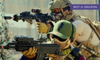 Choice of Paintball Package for Up to 20 at Battle Park UAE