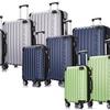 RivoLite Roma Hard-Sided Expandable Spinner Luggage Set (3-Piece)