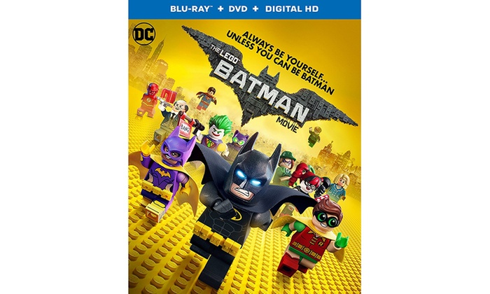 Up To 3% Off on The Lego Batman Movie | Groupon Goods