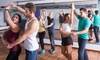 Up to 56% Off Drop-In Classes at HMR Partner Dance Co
