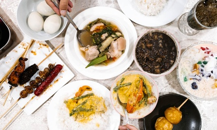 AYCE Filipino Buffet: 1 $12, 2 $24 or 4 People $48 at Kapamilya Grocery Eatery, Two Locations Up to $60 Value