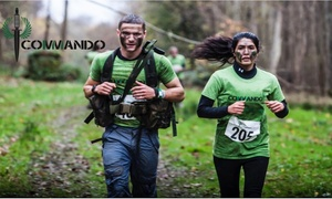 Commando Series: Obstacle Course & Endurance Challenge at Hever Castle, 12 - 13 November (Up to 33% Off)