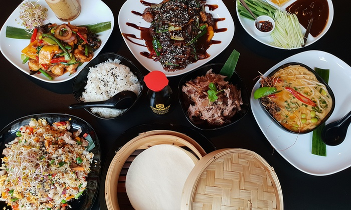 Kuchnia Azjatycka Orientuj Się Groupon