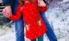 Kids' Christmas Reindeer Dress