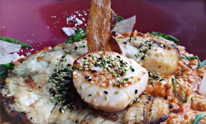 Nica's 320 - Crossroads: $10 for $20 Worth of American-Fusion Dinner and Drinks at Nica's 320