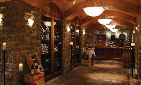 Ultimate Wine and Paint Package for Two at The Rio Wine Cellar (Up to 24% Off). Seven Options Available. photo