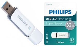 Clé USB Snow de Philips
