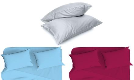 Coppia federe Fresh disponibili in vari colori