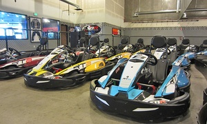 Three Same-day Go-kart Races For One Or Two People At Sb Raceway (up To 39% Off)