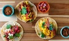 Up to 42% Off Taco Meal at Tejas