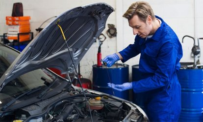 image for 50-Point Car Service with Oil and Filter Change at S Donnan and Son (69% Off)