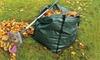 1 ou 2 sacs de jardin en polyéthylène de 82 L