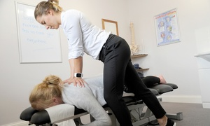 Spinal Care Clinics: Chiropractic Consultation with Report and One or Two Treatments at Spinal Care Clinics (Up to 75% Off)