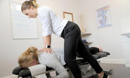 Chiropractic Consultation with Report and One or Two Treatments at Spinal Care Clinics (Up to 75% Off)