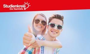 Studienkreis - Die Nachhilfe: Einwöchiger Sommerferien-Nachhilfekursmit 5x 90 Minuten Gruppenunterricht von Studienkreis (71% sparen*)