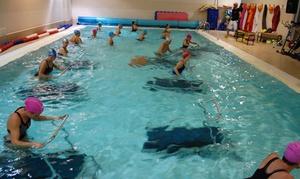 Nuova Olympia Fitness: 10 ingressi nuoto libero e corsi acquagym per una o 2 persone alla palestra Nuova Olympia Fitness (sconto fino a 87%)