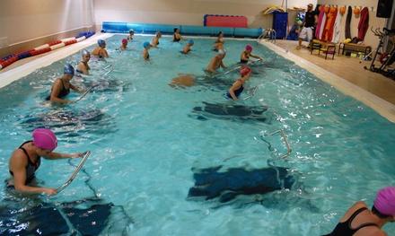 10 ingressi nuoto libero e corsi acquagym