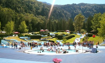 All-Day Admission for One, Two, or Four to Bridal Falls Waterpark (Up to 30% Off)
