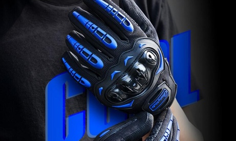 Motorrad-Handschuhe in der Farbe und Größe nach Wahl