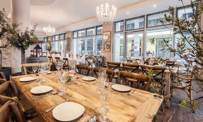 Allegretto a Tavola - Berlin: Wertgutschein über 20 od. 40 € anrechenbar auf die gesamte Speisekarte beim italienischen Restaurant Allegretto a Tavola