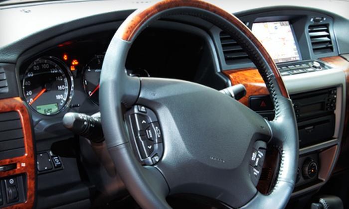 Advantage Autosports - Saunders: $79 for Vehicle AC Tune-Up at Advantage Autosports in Newport News ($169.99 Value)