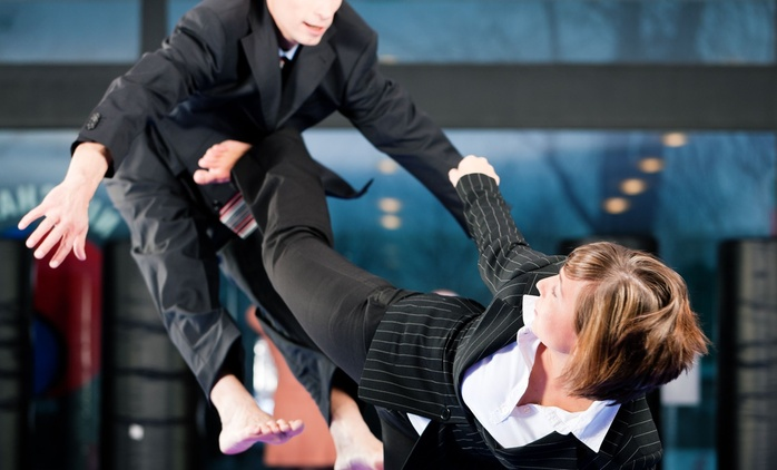 Four (£7.95) or Eight (£11.95) Weeks of Kempo Jujitsu Self Defence Classes with Fighting Arts (Up to 97% Off)