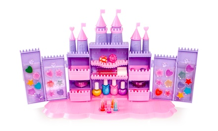 Little Fairy Princess Cosmetic Castle