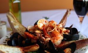 La Gondola Italian Restaurant: Dinner or Lunch at La Gondola Italian Restaurant (Up to 40% Off)