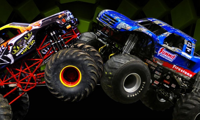 Monster X Tour - Gonzales: Monster X Tour Package with a Pit Pass at Lamar-Dixon Expo Center on Friday, January 24 (Up to Half Off)