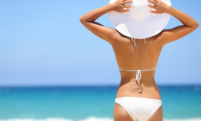 St. Tropez Slim - Sears Appliance and Hardware Store: Body-Slimming Package with Two or Four Lipo-Laser + Plus Treatments at St. Tropez Slim (Up to 74% Off)