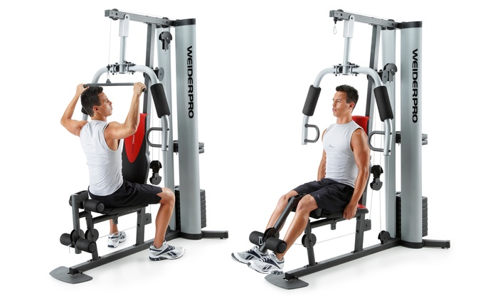 Weider Pro 6900 Home Gym Exercise Machine Groupon