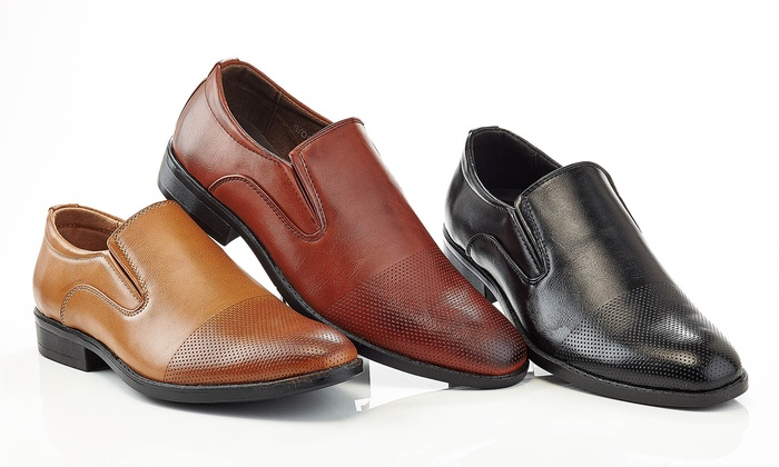 Franco Vanucci Men's Dress Shoes | Groupon Goods