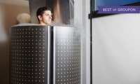 One, Three, Five, or 10 Cryotherapy Treatments at Help For Health (Up to 55% Off)