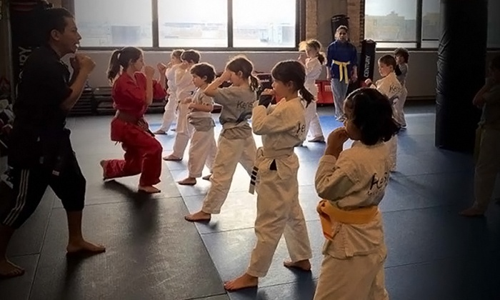 Kensho Martial Arts - DePaul: $49 for One Month of Kids' Martial Arts Classes at Kensho Martial Arts ($197.25 Value)