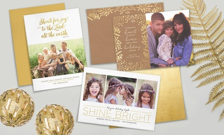 Flat Holiday Cards from Cardstore by American Greetings