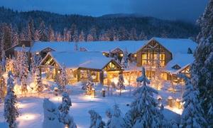 4-Star Resort near Yosemite National Park at Tenaya Lodge at Yosemite, plus 6.0% Cash Back from Ebates.